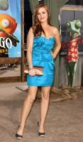Isla Fisher - Westwood - 14-02-2011 - Svelato il nome segreto della figlia di Isla Fisher e Sacha Baron Cohen