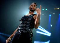 Usher - Rotterdam - 01-03-2011 - Il cantante Usher e la ex moglie Tameka Foster in un video hard