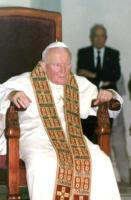 Papa Giovanni Paolo II - Città del Vaticano - 17-01-2011 - Papa Giovanni Paolo II approda su Facebook