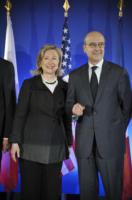 Alain Juppe, Hillary Clinton - Hillary Clinton: