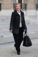 Hillary Clinton - Parigi - 14-03-2011 - Hillary Clinton: