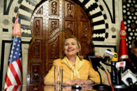 Hillary Clinton - Tunisi - 17-03-2011 - Hillary Clinton: