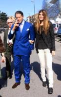 Bianca Brandolini d'Adda, Lapo Elkann - Torino - 16-03-2011 - La nuova fidanzata di Lapo Elkann è ovviamente bellissima