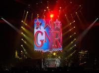 Axl Rose - Belfast - 31-08-2010 - Guns n' Roses sul palco del Rock Rio Festival il prossimo settembre