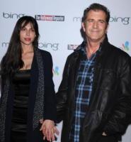 Oksana Grigorieva, Mel Gibson - Los Angeles - 04-03-2010 - Mel Gibson ha inziato i lavori socialmente utili nella comunità della ex moglie Robin Gibson