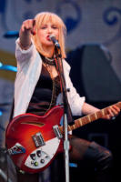 Courtney Love - Los Angeles - 22-03-2011 - L'inedito di Kurt Cobain e Courtney Love Stinking of you nel documentario Hit So Hard