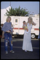 Frances Bean Cobain, Kurt Cobain, Courtney Love - Los Angeles - 22-03-2011 - Riaperto il caso sulla morte di Kurt Cobain?