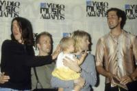 Nirvana, Frances Bean Cobain - Los Angeles - 22-03-2011 - L'inedito di Kurt Cobain e Courtney Love Stinking of you nel documentario Hit So Hard