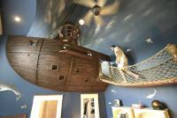 Stanza dei pirati - Minnesota - 22-03-2011 - Le prossime vacanze? In uno degli alberghi più strani al mondo