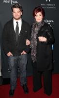 Jack Osbourne, Sharon Osbourne - Hollywood - 22-03-2011 - Ozzy Osbourne sarà nonno