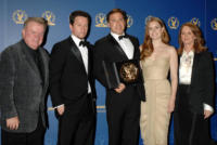 David O. Russell, Melissa, Jack McGee, Mark Wahlberg, Amy Adams - Hollywood - 29-01-2011 - David O. Russell pensa al sequel di The Fighter