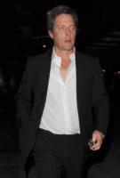 Hugh Grant - Londra - 05-09-2010 - Paura per l'attore Hugh Grant, all'ospedale per un malore