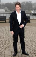 Hugh Grant - Londra - 15-03-2011 - Paura per l'attore Hugh Grant, all'ospedale per un malore