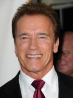 Arnold Schwarzenegger - Beverly Hills - 25-10-2010 - Eva Mendes forse protagonista del remake di Total Recall