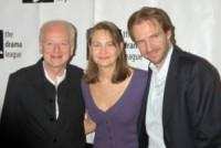 Cherry Jones, Ian McDiarmid, Ralph Fiennes - New York - 07-05-2006 - Julia Roberts ai Drama League Awards