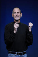 Steve Jobs - San Francisco - 03-03-2011 - Steve Jobs è vivo? ecco lo scatto che lo prova