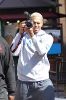 Chris Brown - Los Angeles - 26-03-2011 - Chi di macchina fotografica ferisce…