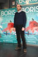 Carlo Luca De Ruggeri - Roma - 28-03-2011 - Francesco Pannofino presenta Boris a Roma