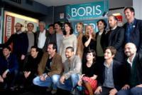 Cast Boris - Roma - 28-03-2011 - Francesco Pannofino presenta Boris a Roma