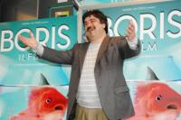 Francesco Pannofino - Roma - 28-03-2011 - Francesco Pannofino presenta Boris a Roma
