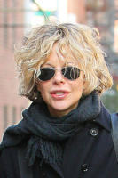 Henry Jack, Meg Ryan - New York - 28-03-2011 - Meg Ryan debutta come regista