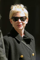 Michelle Williams - New York - 29-03-2011 - Michelle Williams voleva diventare pugile