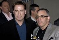 John Gotti Jr, John Travolta - Brentwood - 26-01-2011 - Lindsay Lohan forse con John Travolta nel film sulla famiglia mafiosa Gotti