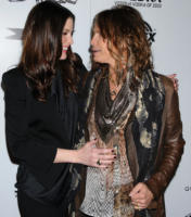 Liv Tyler, Steven Tyler - Los Angeles - 31-03-2011 - Steven Tyler e la figlia Liv potrebbero duettare in un brano degli Aerosmith