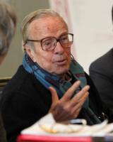 Franco Zeffirelli - Genova - 01-04-2011 - La città di Genova ha premiato il regista Franco Zeffirelli con il Grifo d'oro
