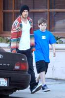 Tutti pazzi per Justin Bieber in casa Beckham