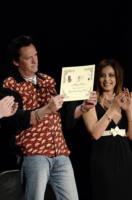 Alessia Barela, Michael Madsen - 03-04-2011 - Michael Madsen, protagonista del Busto Arsizio Film Festival, svela alcune indiscrezioni su Kill Bill 3