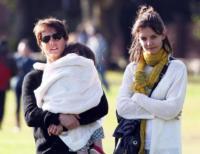 """Katie Holmes, Tom Cruise - Boston - 10-10-2009 - Katie Holmes prepara la festa di compleanno della figlia: """"Una festa solo per ragazze"""""""
