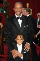 Jaden Smith, Will Smith - Hollywood - 27-02-2007 - Will Smith con il figlio Jaden nel prossimo film di M. Night Shyamalan