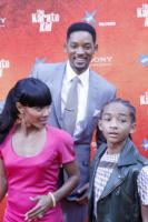 Jaden Smith, Will Smith, Jada Pinkett Smith - Madrid - 21-07-2010 - Will Smith con il figlio Jaden nel prossimo film di M. Night Shyamalan