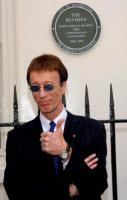 Robin Gibb - Londra - 10-05-2008 - Il cantante dei Bee Gees Robin Gibb è stato dimesso dall'ospedale