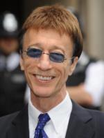 Robin Gibb - Londra - 22-05-2008 - Il cantante dei Bee Gees Robin Gibb è stato dimesso dall'ospedale