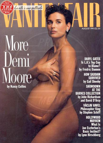 Demi Moore - 06-04-2011 - Serena Williams nuda con il pancione su Vanity Fair