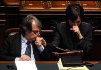 Renato Brunetta, Mara Carfagna - Roma - 07-04-2011 - Romanticismo: la chiave per entrare nel cuore delle donne