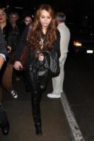 """Miley Cyrus - Los Angeles - 08-04-2011 - Miley Cyrus nega di fare uso di marijuana: """"Scherzavo"""""""