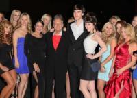 Marston Hefner, Hugh Hefner - Las Vegas - 10-04-2011 - Hugh Hefner cambia la data delle sue nozze su richiesta della sua ex fidanzata