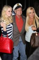 Hugh Hefner - Las Vegas - 10-04-2011 - Hugh Hefner cambia la data delle sue nozze su richiesta della sua ex fidanzata