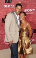 Will Smith, Jada Pinkett Smith - Los Angeles - 07-06-2010 - Woodley-James: quando il set e' galeotto