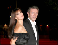 Monica Bellucci, Vincent Cassel - Woodley-James: quando il set e' galeotto