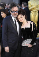 Helena Bonham Carter, Tim Burton - Hollywood - 28-02-2011 - Woodley-James: quando il set e' galeotto