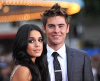 Zac Efron, Vanessa Hudgens - Los Angeles - 20-07-2010 - Woodley-James: quando il set e' galeotto