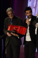 Carlo Lizzani, Edoardo Leo - busto arsizio - 11-04-2011 - Carlo Lizzani è morto suicida: era stato nominato all'Oscar