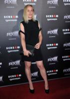 Patricia Arquette - Hollywood - 11-04-2011 - Patricia Arquette, curve pericolose sul red carpet degli Oscar