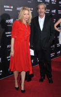Todd Morgan, Rosanna Arquette - Hollywood - 11-04-2011 - Rosanna Arquette sposa per la quarta volta