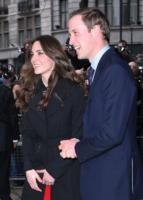 Principe William, Kate Middleton - Londra - 26-02-2011 - Kate Middleton in visita alla tomba di Lady Diana
