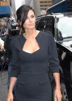 "Courteney Cox - New York - 13-04-2011 - Courteney Cox ha ammesso: ""David mi ha picchiato a Disney World"""